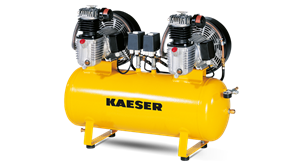 Поршневой компрессор KCD 630-350 Kaeser Kompressoren