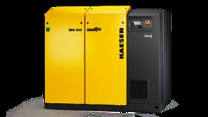 Винтовая воздуходувка EBS 380 M SFC Kaeser Kompressoren