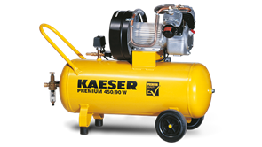 Поршневой компрессор PREMIUM 250/24 D Kaeser Kompressoren