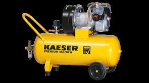 Поршневой компрессор PREMIUM 250/40 D Kaeser Kompressoren
